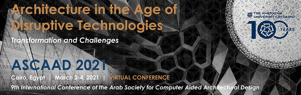 ASCAAD 2020 International Conference